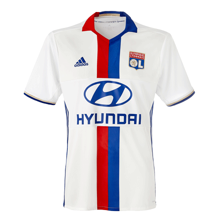 Maillot Domicile Junior 2016/2017