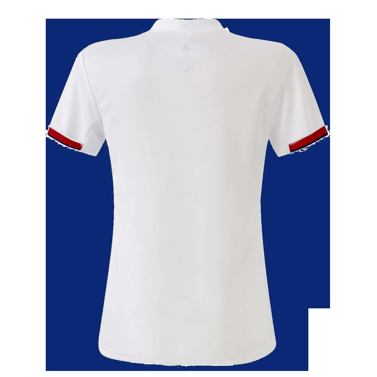 Maillot domicile Femme Olympique Lyonnais 2019/2020